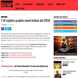 I 10 migliori graphic novel italiani del 2018