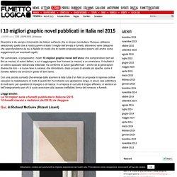 I 10 migliori graphic novel pubblicati in Italia nel 2015