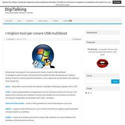 I migliori tool per creare USB multiboot – DigiTalking