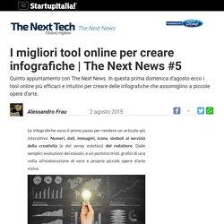 I migliori tool online per creare infografiche