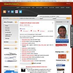 I migliori siti web per creare avatar