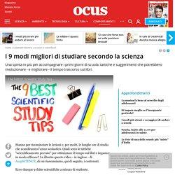 I 9 modi migliori di studiare secondo la scienza - Focus.it