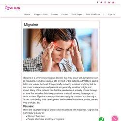 Migraine - Pinkdesk.org