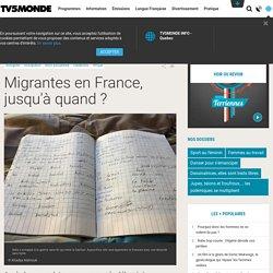 Migrantes en France