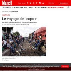 Migrants - Le voyage de l'espoir