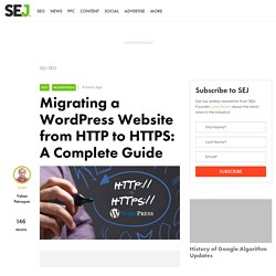 Migrating a WordPress Website from HTTP to HTTPS: A Complete Guide