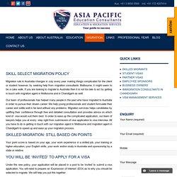 Migration Agent / Consultants in Melbourne, Migration Services - APEC Australia