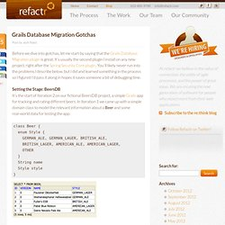 refactr blog on software development, design, agile processes, and business