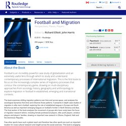 Football and Migration: Perspectives, Places, Players (Paperback)