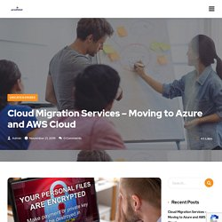 Cloud Migration Services – Leading IT Service Provider
