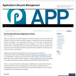 Get the Best Windows Migrations Online