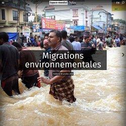 Migrations environnementales