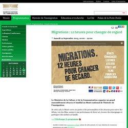 Migrations : 12 heures pour changer de regard