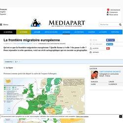 La frontière migratoire européenne