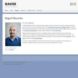 Miguel Nacenta