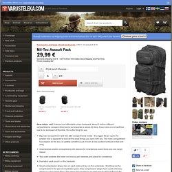 Mil-Tec Assault Pack - Varusteleka.com