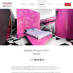 Sparkle Kribby Karim Rashid - HI-MACS®