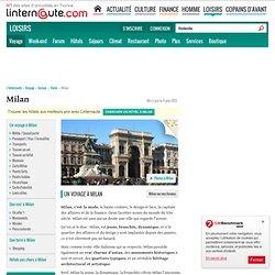 Milan - Guide de voyage - Tourisme
