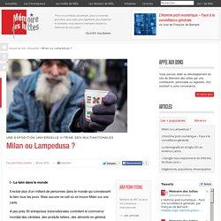 Milan ou Lampedusa