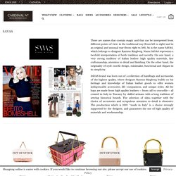 Cardinal N° Boutique Online