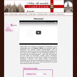 Milano Card, l'outil indispensable pour votre séjour à Milan