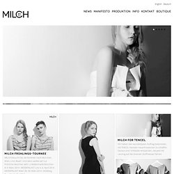 MILCH »COLLECTION