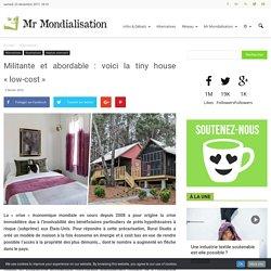 Militante et abordable : voici la tiny house «low-cost»