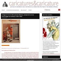 L'image le rire et la libre pensée militante, exemple de la revue franco-belge Les Corbeaux (1905-1909) -