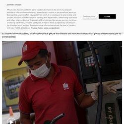 Gasolina solo para médicos, militares y transporte de alimentos en Venezuela