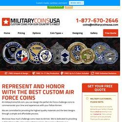 Air force coins