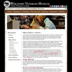 Military History - Civil War