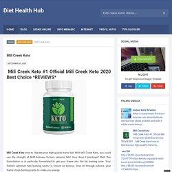 Mill Creek Keto - Diet Health Hub
