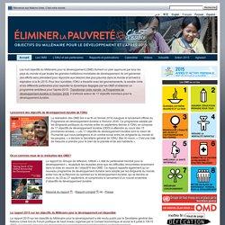 Objectifs du Millénaire pour le développement (OMD)