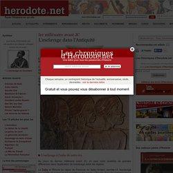 L'esclavage dans l'Antiquité (Hérodote.Net)