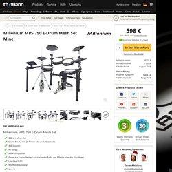 Millenium MPS-750 E-Drum Mesh Set Mine