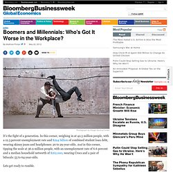 Boomers and Millennials: Who's Got It Worse in the Workplace?