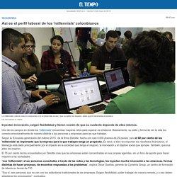 Así es el perfil laboral de los 'millennials' colombianos
