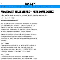 Move Over Millennials