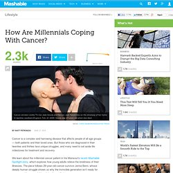 How Are Millennials Coping With Cancer?