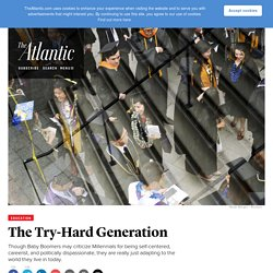 Defending Millennials: A Response to David Brooks, William Deresiewicz, and Anthony Kronman