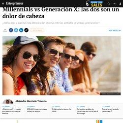 Millennials vs Generación X: las dos son un dolor de cabeza