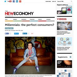 Millennials: the perfect consumers?