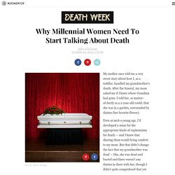 Young Women Mortality Rate Millennials Death Statistics