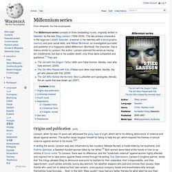 Millennium series