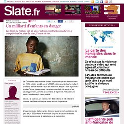 Claire Brisset: les droits des enfants à petits pas