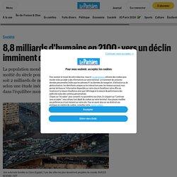 8,8 milliards d'humains en 2100 : vers un déclin imminent de la population mondiale ?