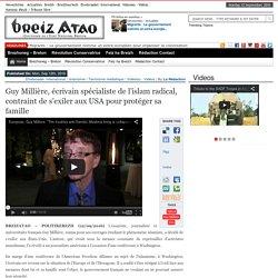 Guy Millière, écrivain spécialiste de l'islam radical, contraint de s'exiler aux USA pour protéger sa famille