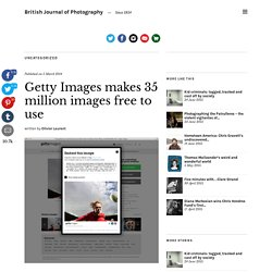 Getty Images makes 35 million images free to use