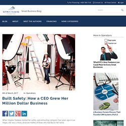 Built Safety: How a CEO Grew Her Million Dollar Business