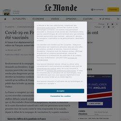 Covid-19 en France: un million de Français ont été vaccinés